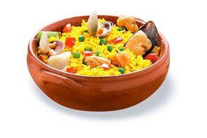 Paella con Mariscos (Kg) en Tienda Inglesa