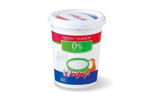 Queso Blanco TIENDA INGLESA 0% de Grasa 400g en Tienda Inglesa