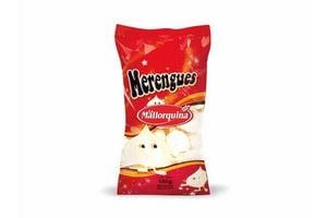 Merengues LA MALLORQUINA 150 gr en Tienda Inglesa