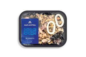 Mix Premium de Mariscos MAR AUSTRAL 500g en Tienda Inglesa