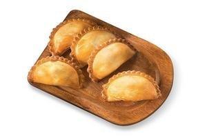 Empanada de Pollo y Aceitunas en Tienda Inglesa