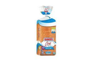 Pan Cero BIMBO Sin Azúcar 390g en Tienda Inglesa