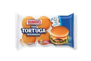 Pan Tortuga BIMBO x 6 Unidades en Tienda Inglesa
