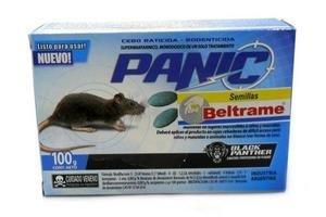 Raticida PANIC 100 gr en Tienda Inglesa