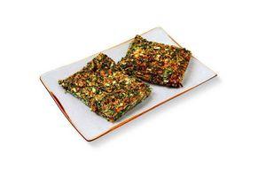 Tarta de Ricota, Espinaca y Zanahoria Reducida en Calorías (Kg) en Tienda Inglesa
