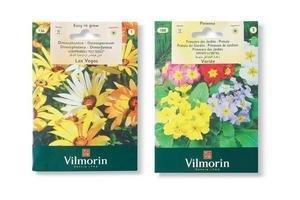 Semillas VILMORIN Flores en Tienda Inglesa