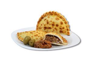 Empanada de Carne con Aceitunas en Tienda Inglesa