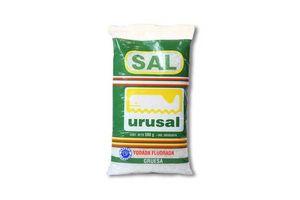 Sal Fina URUSAL Yodada Fluorada Extra Seca 500 gr en Tienda Inglesa