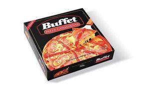 Pizza Canadiense BUFFET con 2 Unidades ¡Pronto para Calentar  y Servir! 700 gr en Tienda Inglesa