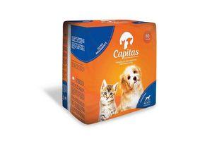Sabanillas Absorbentes CAPITAS para Mascotas 65x77cm 10 Unidades en Tienda Inglesa