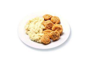 Nuggets con Papas Noisette en Tienda Inglesa