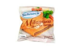 Milanesas de Carne SCHNECK x 6 Unidades (Kg) en Tienda Inglesa