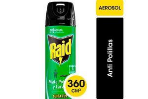 Insecticida RAID Antipolilla Aerosol 390 ml en Tienda Inglesa