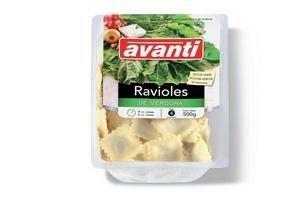 Ravioles AVANTI de Verdura 500g en Tienda Inglesa