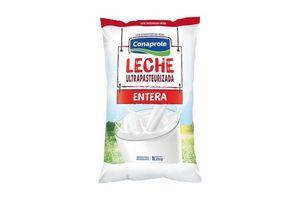 Leche Entera CONAPROLE Ultrapasteurizada Sachet 1l en Tienda Inglesa