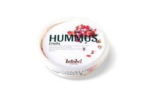 Hummus Criolla BETABEL WHOLE FOOD 210g en Tienda Inglesa