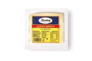 Queso Ibérico Curado FARMING Paquete 150g en Tienda Inglesa