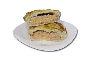 Torta Lomito y Cheddar Individual en Tienda Inglesa