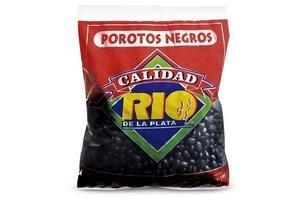 Porotos Negros RIO DE LA PLATA  500g en Tienda Inglesa