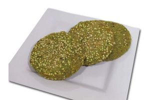 Hamburguesa de Kale y Quinoa  x  1.2 kg en Tienda Inglesa