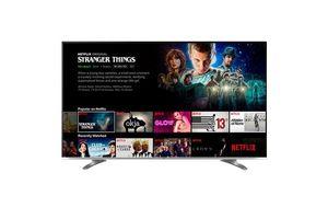 """Smart TV JVC 32"""" FullHD Quad Core Android 7.0 con 3 Años de Garantía en Tienda Inglesa"""