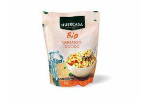 Garbanzo Cocido Orgánico HUERCASA 475g en Tienda Inglesa
