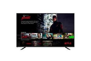 """Smart TV JVC 55"""" 4K Ultra HD con 3 Años de Garantía ¡Envío Gratis! en Tienda Inglesa"""