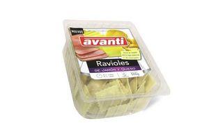 Ravioles de Jamón y Queso AVANTI 500g en Tienda Inglesa