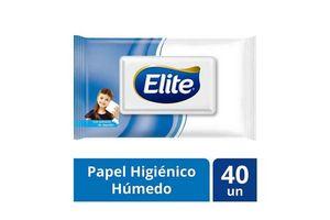 Papel Higiénico ELITE Húmedo x 40 Unidades en Tienda Inglesa