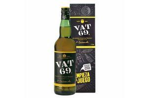 Whisky VAT 69 1L en Tienda Inglesa