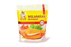 Milanesas de Pollo AVÍCOLAS DEL OESTE 6 Unidades en Tienda Inglesa