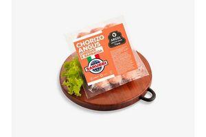 Chorizos Angus SARUBBI Cheddar y Barbacoa vacio 3 unidades en Tienda Inglesa