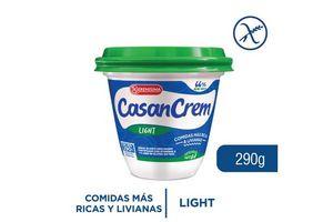 Queso Crema CASANCREM Light 290g en Tienda Inglesa