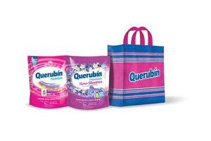 Jabón QUERUBIN Liquido 3L + Suave 3L +Bolsa en Tienda Inglesa