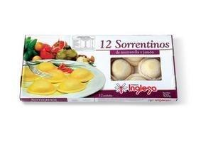 Sorrentinos de Muzzarella y Jamón TIENDA INGLESA 12 unidades 500g en Tienda Inglesa