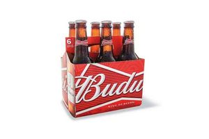 Cerveza Botella BUDWEISER 330ml en Tienda Inglesa