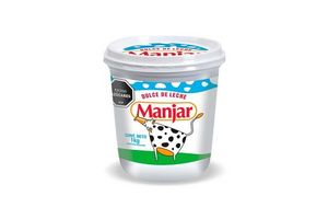 Dulce de Leche Clásico MANJAR 1 Kg en Tienda Inglesa