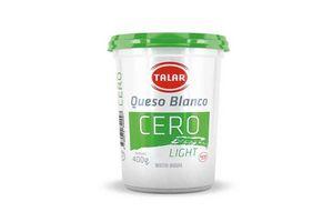 Queso Blanco TALAR 0% Materia Grasa 400g en Tienda Inglesa