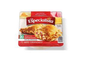 Masa para Empanadas para Horno LA ESPECIALISTA x20 en Tienda Inglesa