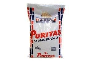 Harina PURITAS 0000 1kg en Tienda Inglesa