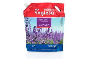 Jabón de Ropa Liquido TIENDA INGLESA Doy Pack 3 L en Tienda Inglesa
