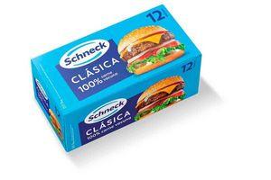 Hamburguesas Clásicas SCHNECK Carne 100% Vacuna x 12  Unidades 1Kg en Tienda Inglesa