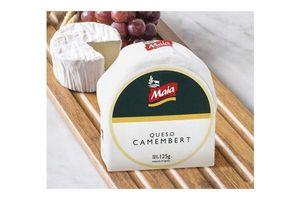 Queso Camembert MAIA en Caja 125g en Tienda Inglesa