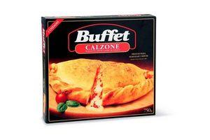 Calzone de Muzzarella, Jamón y Tomates BUFFET 2 Unidades en Tienda Inglesa