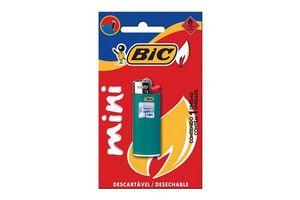 Encendedor Mini BIC en Tienda Inglesa