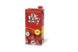 Pulpa de Tomate DE LEY Tamizada 1020g en Tienda Inglesa