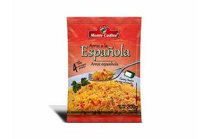 Arroz a la Española MONTE CUDINE  200g en Tienda Inglesa