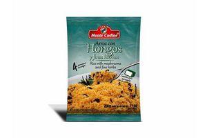 Arroz con Hongos y Finas Hierbas MONTE CUDINE 200g en Tienda Inglesa