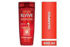 Shampoo Color Vive Elvive L'ORÉAL Paris 400 ml en Tienda Inglesa