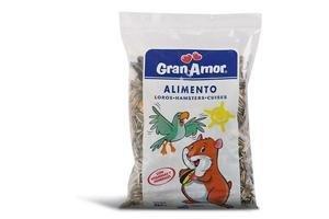 GRAN AMOR Alimento para Loros, Hamsters y Cuises 250g en Tienda Inglesa